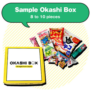 Sample Okashi Box