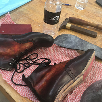 Handcrafted Boots