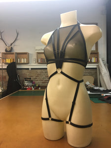 Mistress body harness