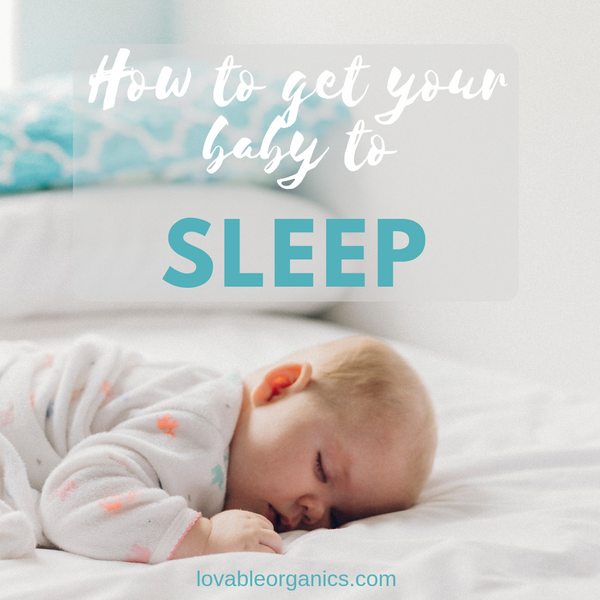 How To Get Your Baby To Sleep | The Sacred Sleep Routine that Works