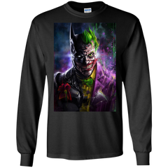 Batman And Joker Shirts Hoodies Sweatshirts
