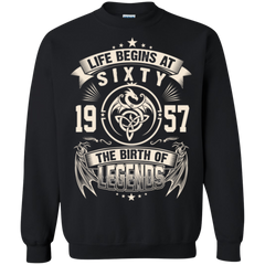 1957 Shirts The Birth Of Legends Hoodies Sweatshirts