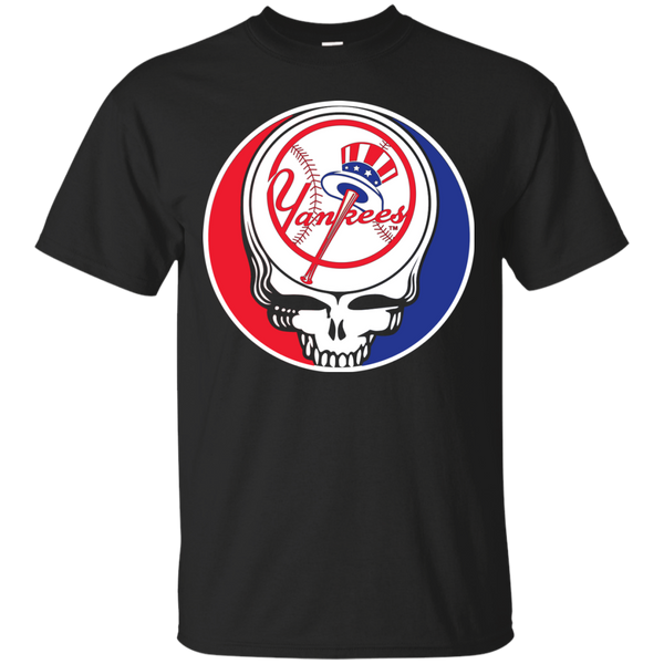 New York Yankees Grateful Dead Shirts