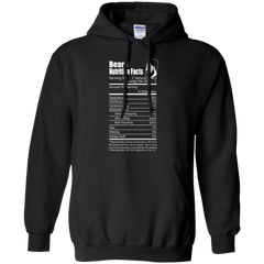 Beard Shirts Beard Nutrition Facts Serving Size Servings Per Man Hoodies Sweatshirts