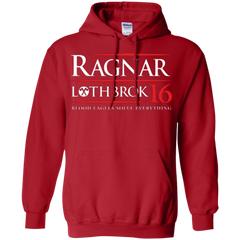 Blood Eagles Solve Everything Ragnar Loth Brok Shirts Hoodies Sweatshirts