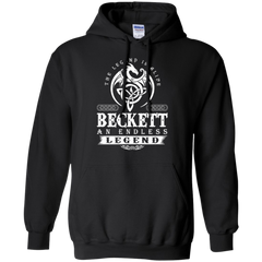 Beckett Shirts The Legend Is Alive Beckett An Endless Legend Hoodies Sweatshirts