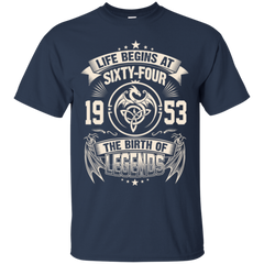 1953 Shirts The Birth Of Legends Hoodies Sweatshirts