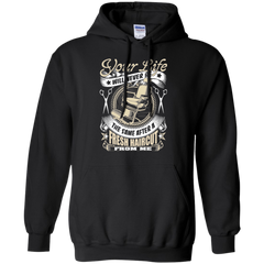 Barber Shirts Your Life Never Same After Haircut From Me Hoodies Sweatshirts