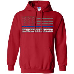 Blue Lives Matter Shirts Hoodies Sweatshirts