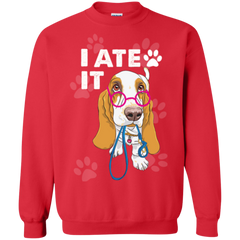 Beagle Shirts I Ate It Hoodies Sweatshirts