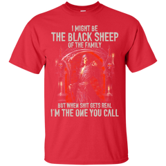 Black Sheep Shirts I Might Be Black Sheep Of Family But I'm The One Hoodies Sweatshirts