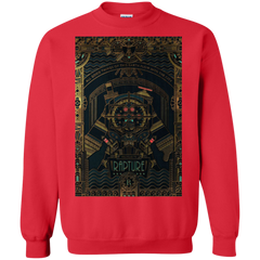 Bioshock Shirts Rapture Hoodies Sweatshirts