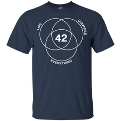 42 Shirts 42 Life Universe Everything Hoodies Sweatshirts
