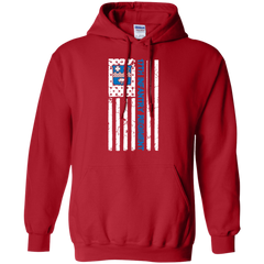 17th Infantry Regiment USA Flag Hoodies Sweatshirts