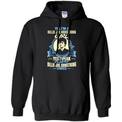 Billie Joe Armstrong Fan Woman Shirts Yes I Speak Fluent Armstrong Lyrics Hoodies Sweatshirts