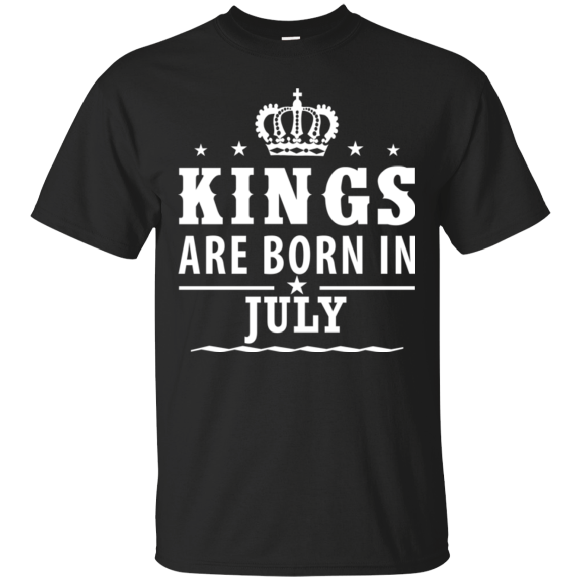 King T Shirts Kings Are Born In July Hoodies Sweatshirts