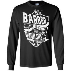 Barber Shirts It's A Barber Thing You Wouldn't Understand Hoodies Sweatshirts