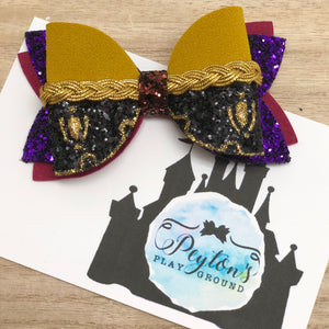 Princess Travelers Dress LUX Bow