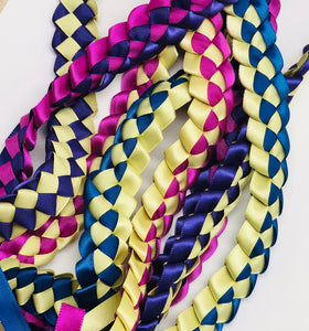 Ribbon Lei- NO add on's