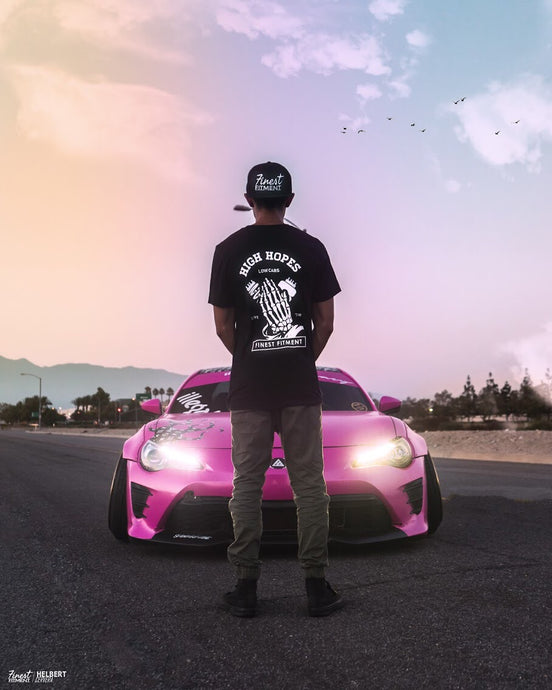 High hopes Low Cars T-Shirt
