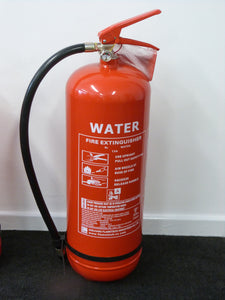 Water Fire Extinguisher 9ltr with CE/BSI Approval