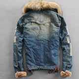 Winter Denim Jacket 2 colors