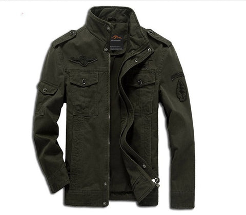 Military jacket 3 colors