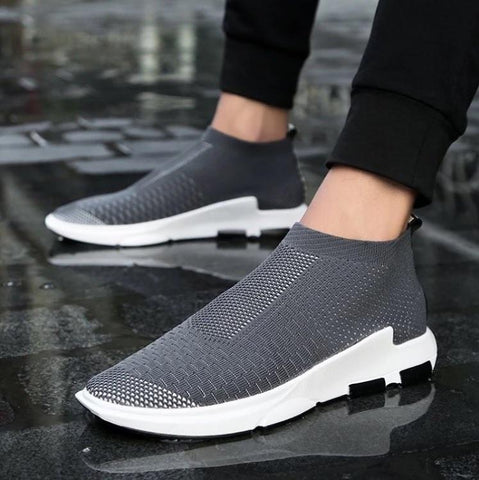 Integrated Casual Sneakers