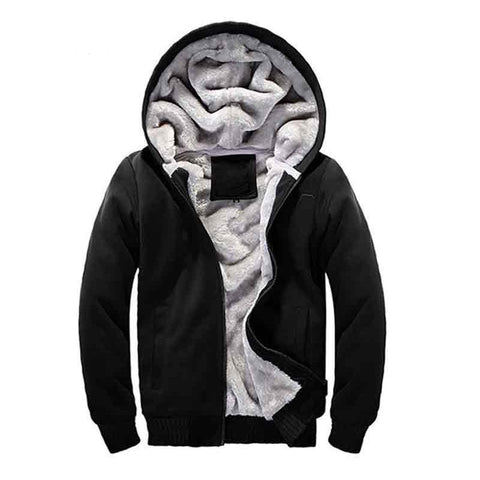 Urban Bomber Thick Fleece Jacket