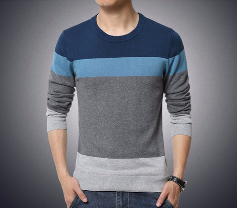 Casual Pull Hommes 3 colors