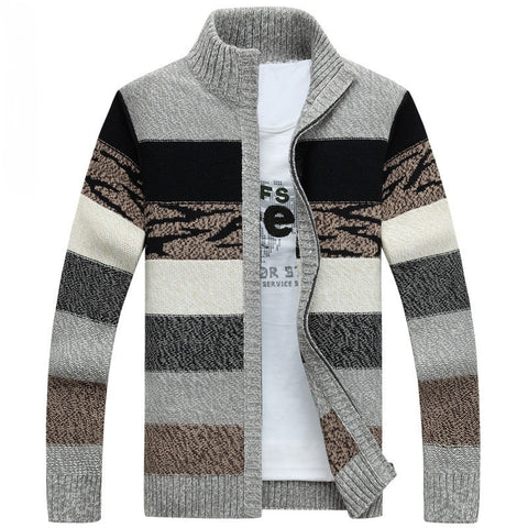 Men's Knitted Sweater 4 coolors