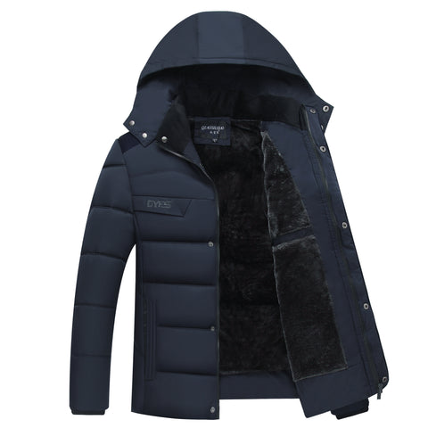 Fleece Winter Jacket