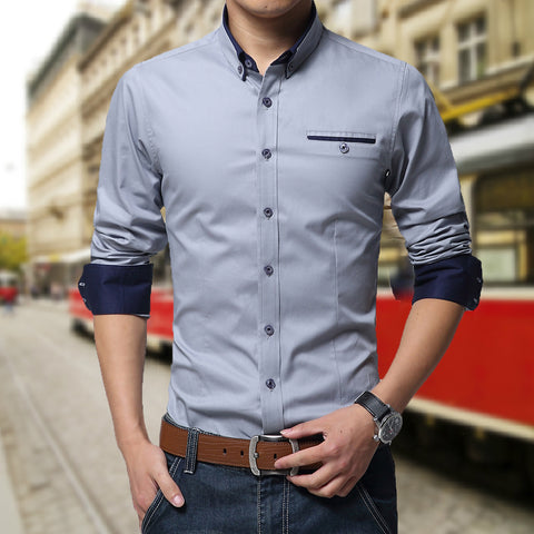 Business Long Sleeve Shirt