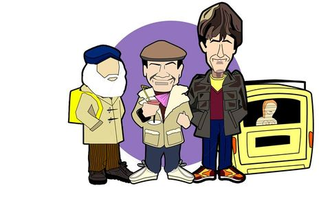 Only Fools and Horses ...print