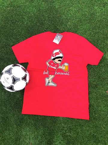 Be Casual Liverpool T-shirt