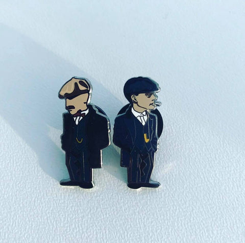 Peaky Blinders limited edition Pin set