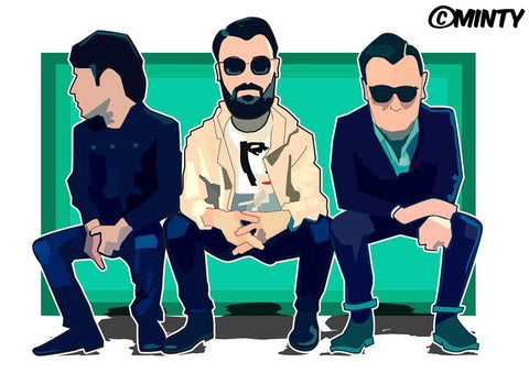 The Courteeners Print