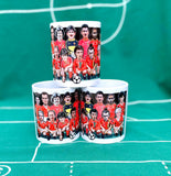 The 'Art of The Wales Shirt Mintea Mug.