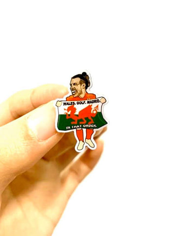Bales In That Order Pin  limited edition Pin