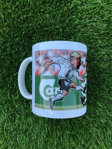 Gazza 96 Mint Tea MUG