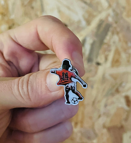 Cruyff turn Limited edition Pin