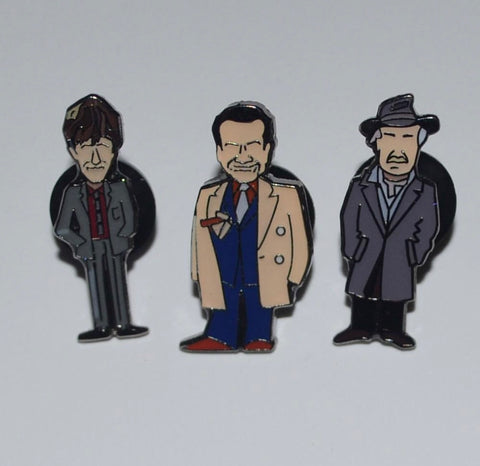 Only fools & Horses  limited edition Pin