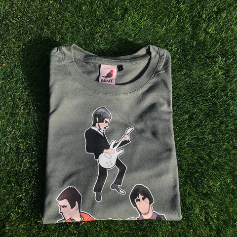 Weller through the Years T-shirt