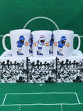 Rangers Be Casual Mint Tea MUG PREORDER