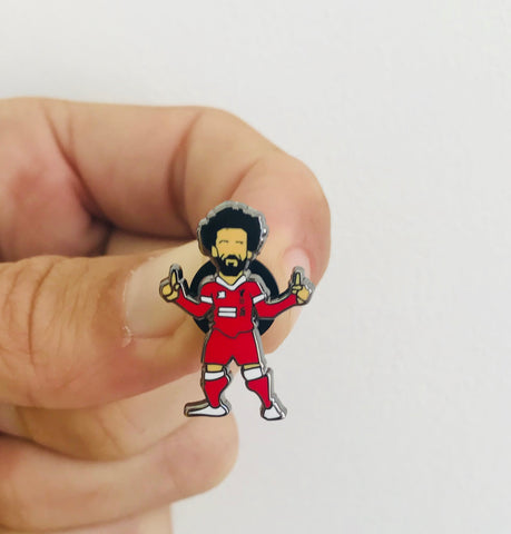 Mo Salah  limited edition Pin
