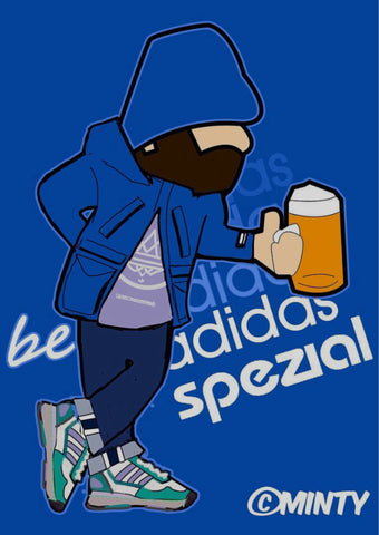 Be Casual Spezial 2 Print