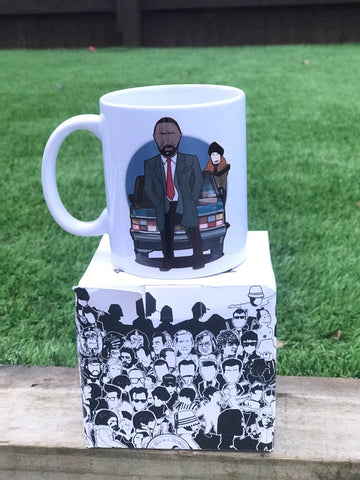 Luther Mint Tea MUG