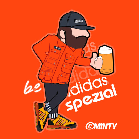 Be Casual Spezial Print