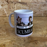 The Young Ones Scumbag college Mint Tea MUG