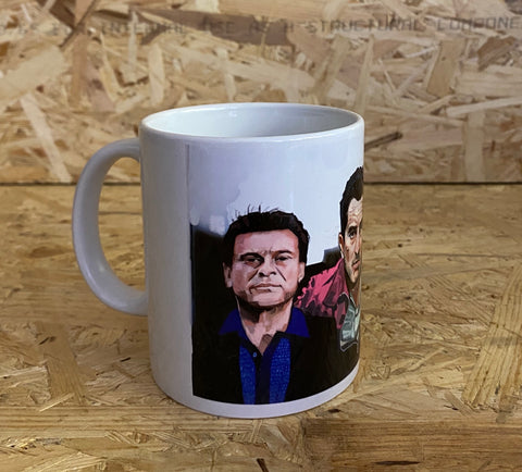 Goodfellas  Mint Tea MUG